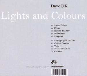 Dave DK - Lights & Colours (Back)