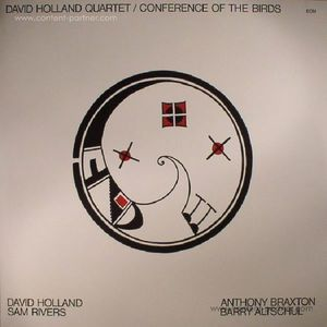 Dave Holland Quartet - Conference Of The Birds (LP)