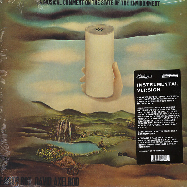 David Axelrod - Earth Rot (Instrumentals)