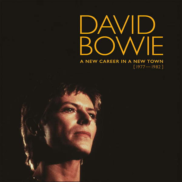 David Bowie - A New Career A New Town (13LP Box)