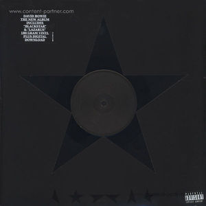 David Bowie - Blackstar (180g + DL)