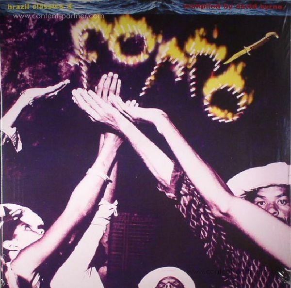 David Byrne / Various - Brazil Classics 3: Forro (LP+MP3)