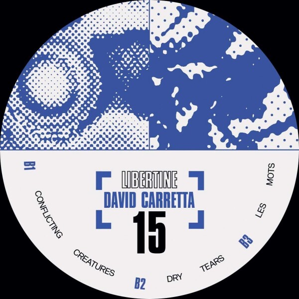 David Carretta - Libertine 15 (Back)