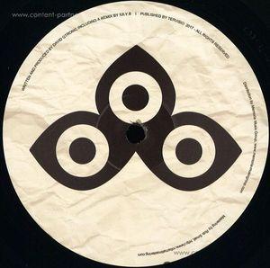 David Gtronic / Iuly.b - Cheska Ep / Vinyl Only, 180 Grams