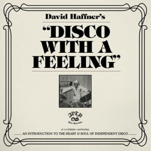 David Haffner - Disco With A Feeling (2LP)