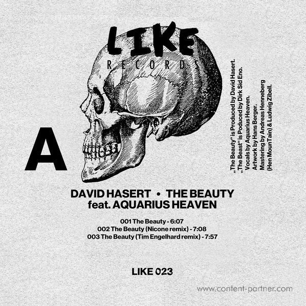David Hasert / Dirk Sid Eno - The Beauty & The Beast