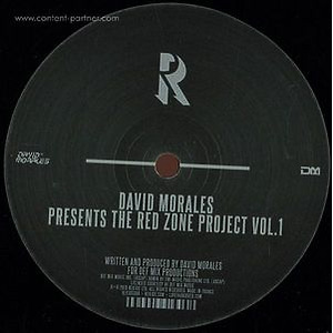 David Morales Presents.. - The Red Zone Project Vol. 1
