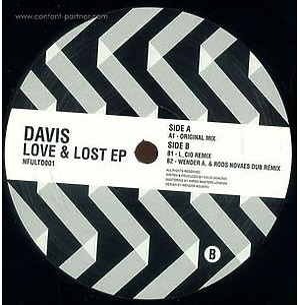 Davis - Love & Lost Ep