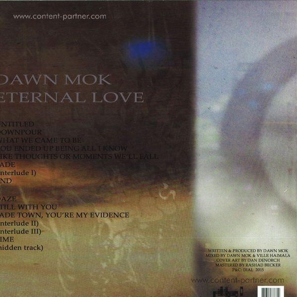 Dawn Mok - Eternal Love (Back)