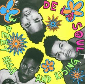 De La Soul - 3 Feet High And Rising (+Bonus)