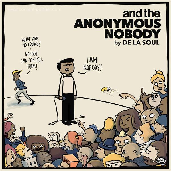 De La Soul - And The Anonymous Nobody (2LP+MP3)
