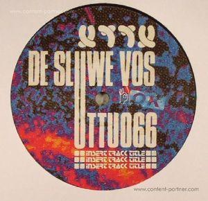 De Sluwe Vos - Insert Track Title EP