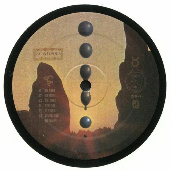 Deadboy - Psychic Hotline EP (Back)
