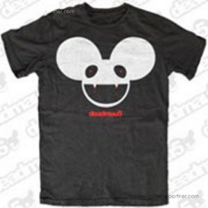 Deadmau5 T-Shirt - Vampire Medium