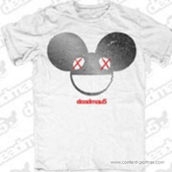 Deadmau5 T-Shirt - X EYES Large