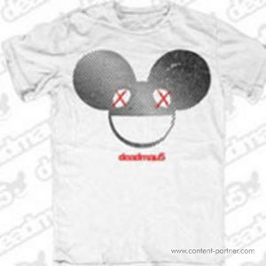 Deadmau5 T-Shirt - X EYES Medium