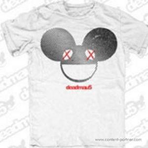 Deadmau5 T-Shirt - X EYES Small