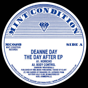 Deanne Day (Andrew Weatherall) - The Day After EP