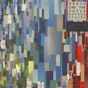 Death Cab For Cutie - Narrow Stairs (180gr. Audiophile Vinyl)