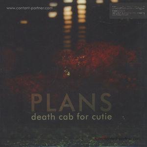 Death Cab For Cutie - Plans (2LP)