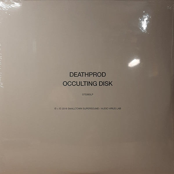 Deathprod - Occulting Disk (2LP)