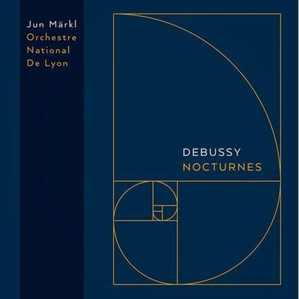 Debussy - La Mer - Nocturnes (LP)