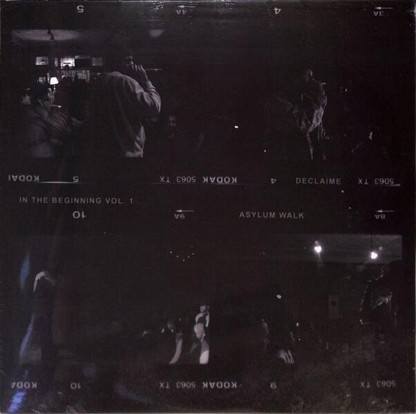 Declaime - In The Beginning Vol. 1 (LP)