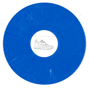 Deep Dimension & DYEN - GENX005LTD2 [blue marbled vinyl / hand-stamped