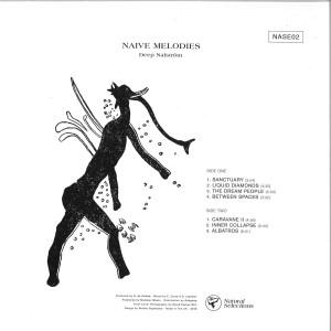 Deep Nalström - Naive Melodies (Back)