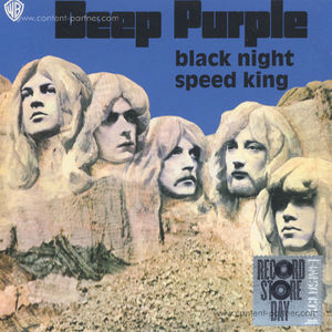 Deep Purple - Black Night /Speed King(RSD 2015 OFFERS)