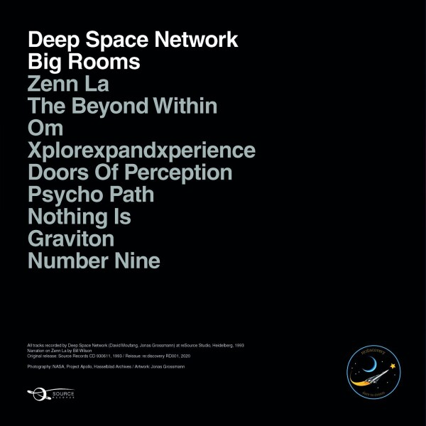 Deep Space Network - Big Rooms (Back)