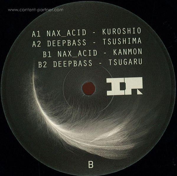Deepbass & Nax_Acid - Depth Surroundings Ep (Back)