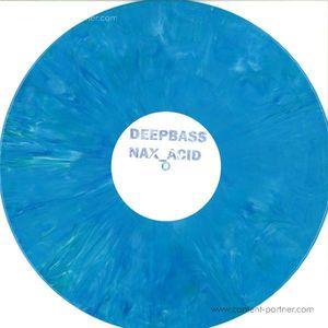 Deepbass & Nax_Acid - Illustrated Machinery Ep