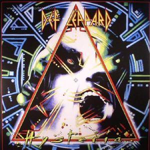 Def Leppard - Hysteria (2LP Remastered)