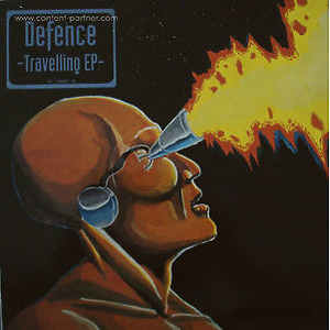 Defence (orlando Voorn) - Travelling Ep (remastered)