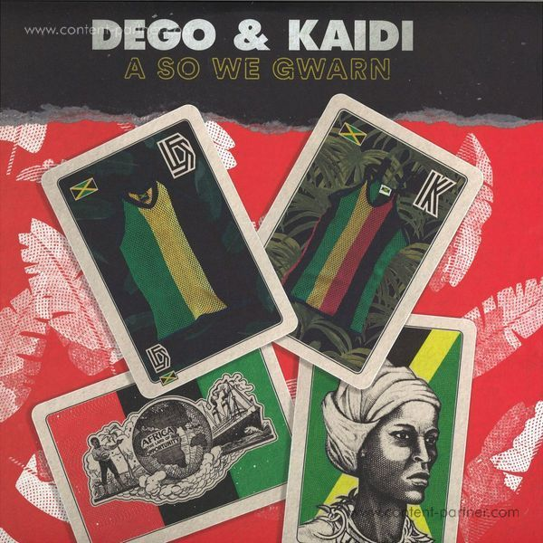Dego & Kaidi - A So We Gwarn (Back)