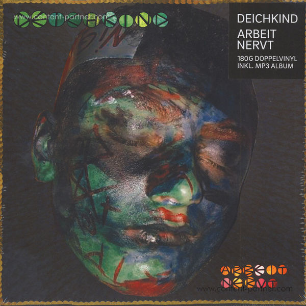 Deichkind - Arbeit nervt (Vinyl)