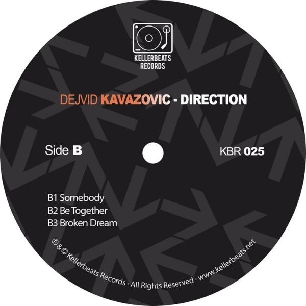 Dejvid Kavazovic - Direction (Back)