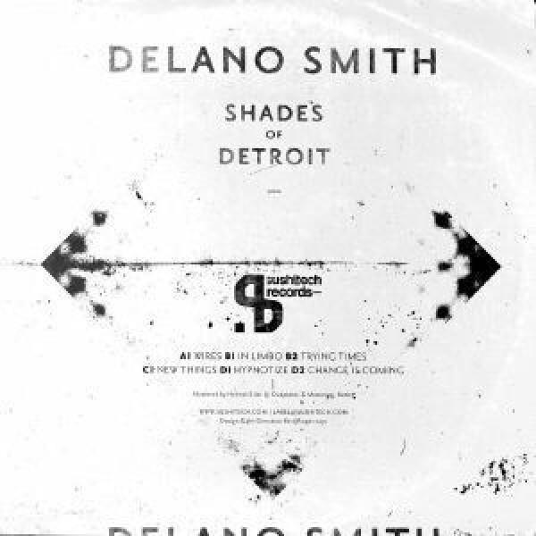Delano Smith - Shades Of Detroit (Sushitech 15th Anniversary reis (Back)