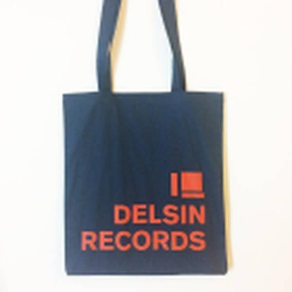 Delsin - Blue/Red Tote Bag