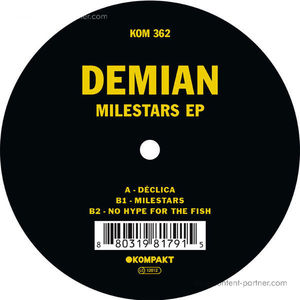 Demian - Milestars EP