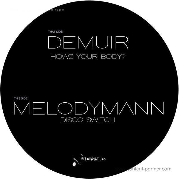 Demuir / Melodymann - MMLTD006 (Back)