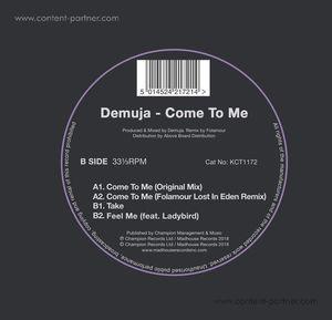 Demuja - Come To Me