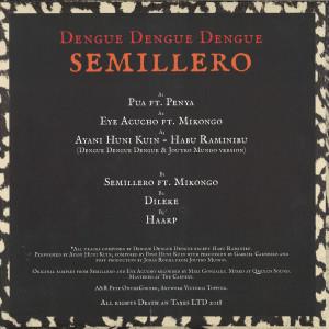 Dengue Dengue Dengue - Semillero (Back)