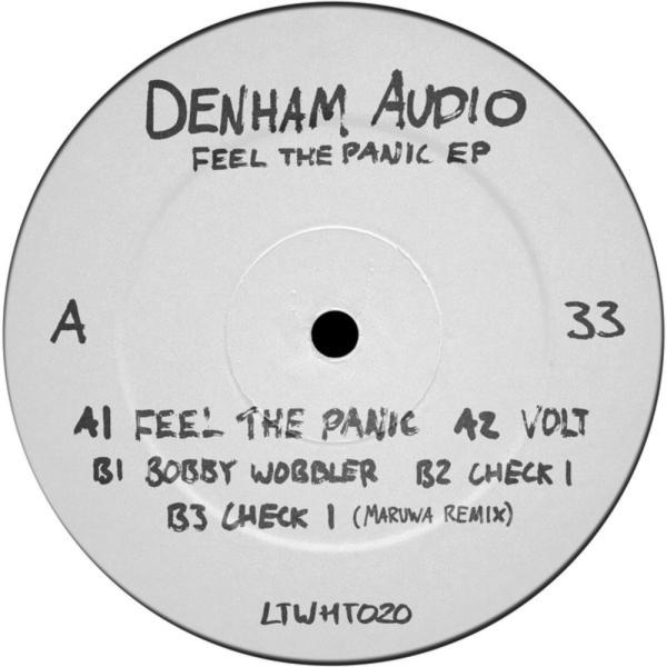 Denham Audio - Feel The Panic EP (Back)