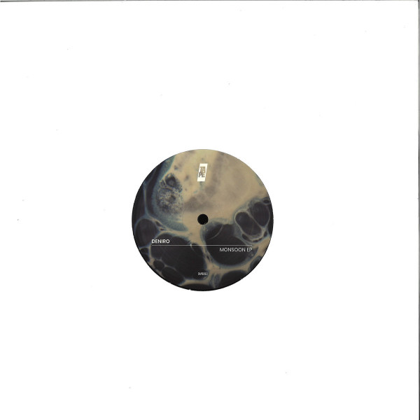 Deniro - Monsoon EP (Back)