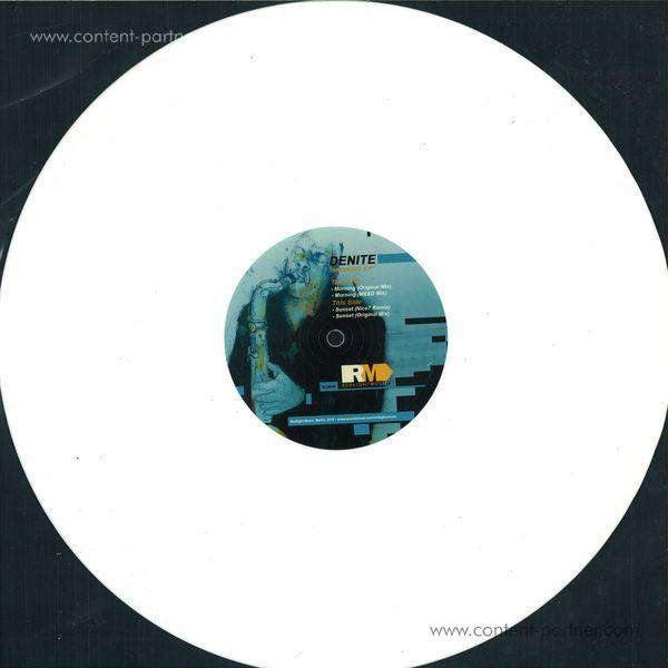 Denite - Morning EP (Back)
