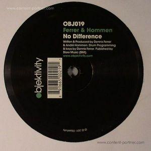 Dennis Ferrer & Hommen - No Difference