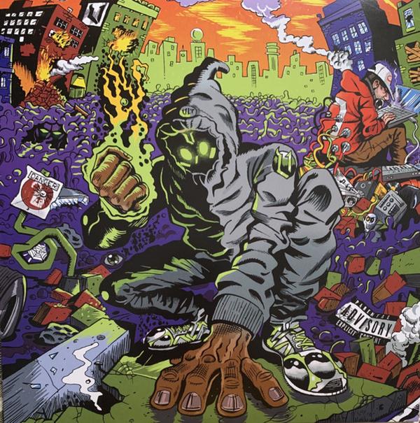 Denzel Curry X Kenny Beats - Unlocked (Vinyl LP)