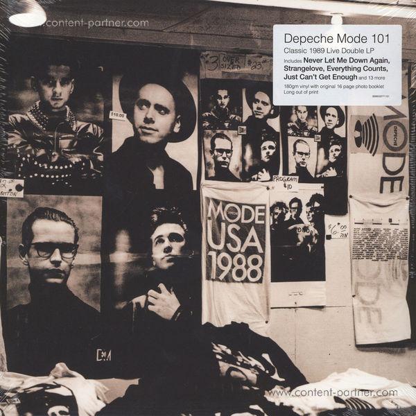 Depeche Mode - 101 - Live (2LP 180g)